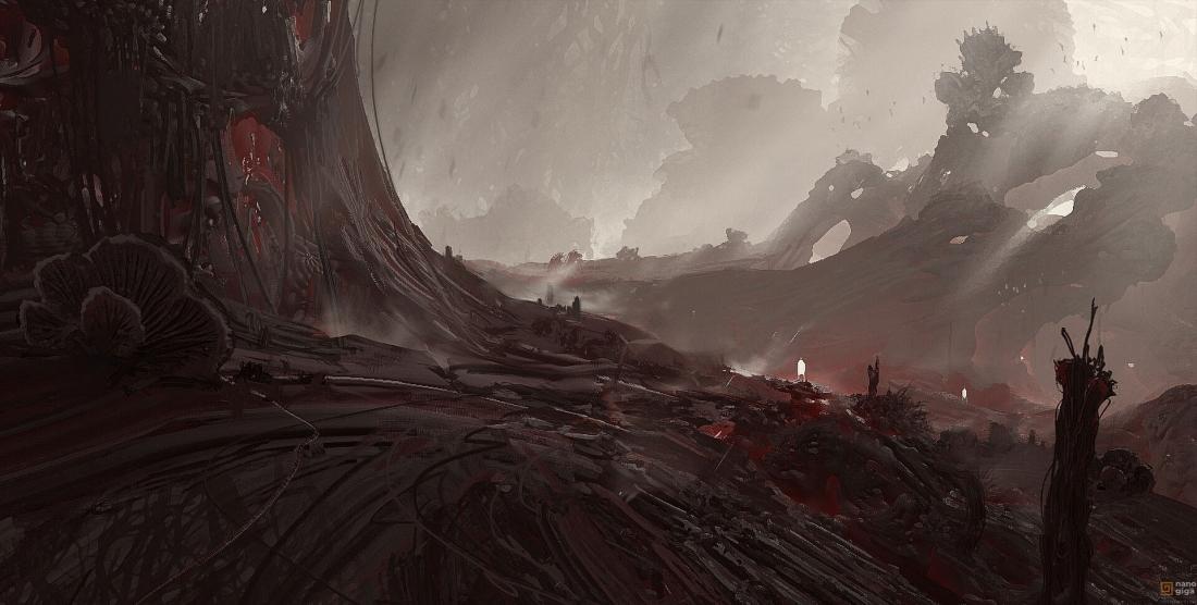 sathish-kumar-alien-world